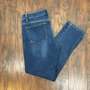 J. Jill Authentic Fit Slim Ankle Jeans. 4